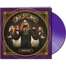 Dead City Ruins: Never Say Die (Limited-Edition) (Purple Vinyl), LP
