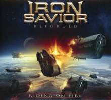Iron Savior: Reforged-Riding On Fire (Limited-Edition), 2 CDs