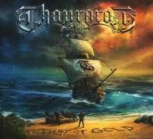 Thaurorod: Coast Of Gold, CD