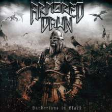 Armored Dawn: Barbarians In Black, CD