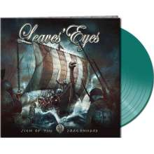 Leaves' Eyes: Sign Of The Dragonhead (Limited-Edition) (Green Vinyl), LP
