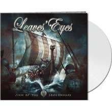 Leaves' Eyes: Sign Of The Dragonhead (Limited-Edition) (White Vinyl), LP