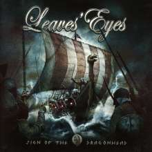 Leaves' Eyes: Sign Of The Dragonhead, CD