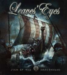 Leaves' Eyes: Sign Of The Dragonhead (Limited-Edition), 2 CDs