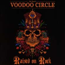 Voodoo Circle: Raised On Rock, CD