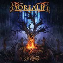Borealis: The Offering, CD