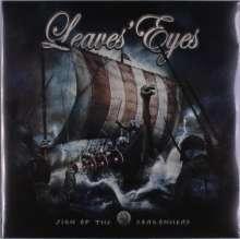 Leaves' Eyes: Sign Of The Dragonhead (Orange Vinyl), LP