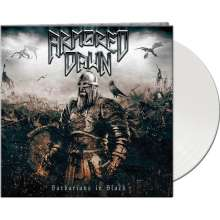 Armored Dawn: Barbarians In Black (Limited-Edition) (White Vinyl), LP