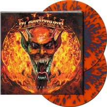 Bloodbound: Nosferatu (Limited-Edition) (Orange/Blue Splattered Vinyl), 2 LPs