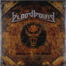 Bloodbound: Book Of The Dead (Limited-Edition) (Clear Vinyl), 2 LPs