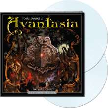 Avantasia: The Metal Opera Pt.I (Limited-Platinum-Edition) (Clear Vinyl), 2 LPs