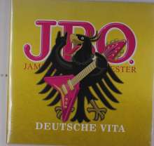 J.B.O.     (James Blast Orchester): Deutsche Vita (Limited-Edition) (Gold Vinyl), LP