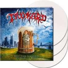 Tankard: Best Case Scenario - 25 Years (Clear Vinyl), 3 LPs