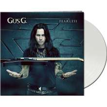 Gus G.: Fearless (Limited-Edition) (Clear Vinyl), LP