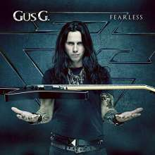 Gus G.: Fearless, CD