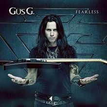 Gus G.: Fearless (12 Tracks), CD