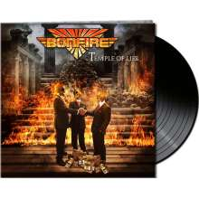 Bonfire: Temple Of Lies (Limited-Edition), LP