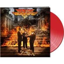 Bonfire: Temple Of Lies (Limited-Edition) (Red Vinyl), LP