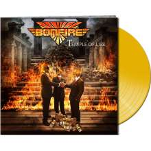 Bonfire: Temple Of Lies (Limited-Edition) (Yellow Vinyl), LP