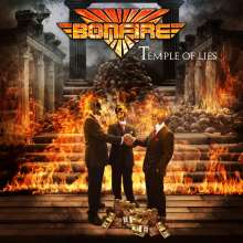 Bonfire: Temple Of Lies (Limited-Edition), CD