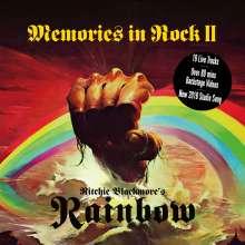 Rainbow: Memories In Rock II, 2 CDs