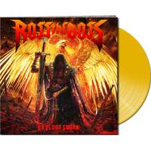 Ross The Boss: By Blood  Sworn (Limited-Edition) (Yellow Vinyl), LP