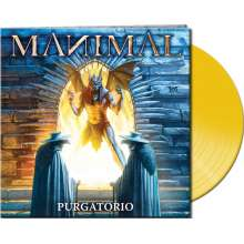 Manimal: Purgatorio (Yellow Vinyl), LP