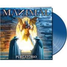 Manimal: Purgatorio (Limited-Edition) (Blue Vinyl), LP
