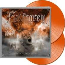 Evergrey: Recreation Day (remastered) (Limited-Edition) (Orange Vinyl), 2 LPs