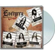 Evergrey: Monday Morning Apocalypse (Limited-Edition) (White Vinyl), LP