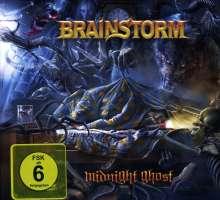 Brainstorm (Metal): Midnight Ghost, CD