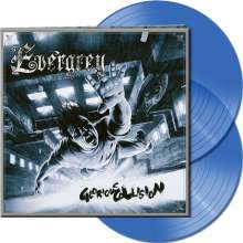 Evergrey: Glorious Collision (remastered) (Limited Edition) (Clear Blue Vinyl), 2 LPs