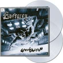 Evergrey: Glorious Collision (remastered) (Limited Edition) (Clear Vinyl), 2 LPs
