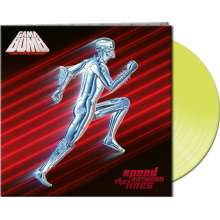 Gama Bomb: Speed Between The Lines (Clear Yellow Vinyl), LP
