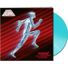 Gama Bomb: Speed Between The Lines (Limited-Edition) (Turquoise Vinyl), LP
