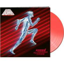 Gama Bomb: Speed Between The Lines (Limited-Edition) (Clear Red Vinyl), LP