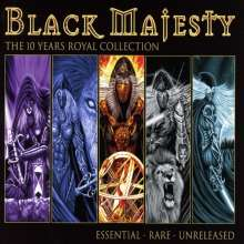 Black Majesty: The 10 Years Royal Collection, 2 CDs