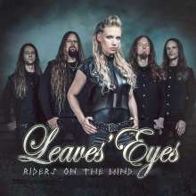 Leaves' Eyes: Riders On The Wind (3-Track Single), Maxi-CD