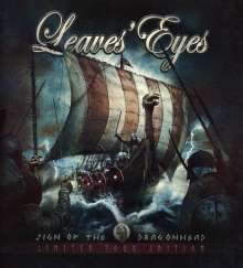 Leaves' Eyes: Sign Of The Dragonhead (Limited-Tour-Edition), 3 CDs