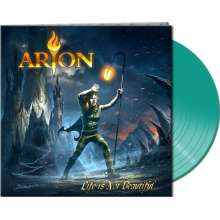 Arion: Life Is Not Beautiful (Limited-Edition) (Peppermint Vinyl), LP