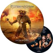 Flotsam And Jetsam: The End Of Chaos (Limited-Edition) (Picture Disc), LP