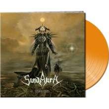 Suidakra: Cimbric Yarns (Limited-Edition) (Clear Orange Vinyl), LP