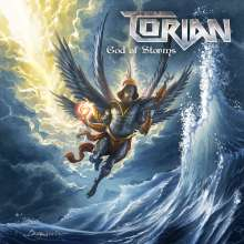 Torian: God Of Storms, CD