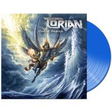 Torian: God Of Storms (Limited-Edition) (Clear Blue Vinyl), LP