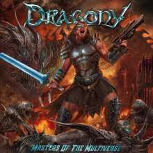 Dragony: Masters Of The Multiverse, CD