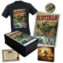 Flotsam And Jetsam: The End Of Chaos (Limited-Edition-Box + Shirt Gr.XL), CD