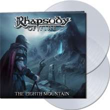 Rhapsody Of Fire  (ex-Rhapsody): The Eighth Mountain (Limited-Edition) (Clear Vinyl), 2 LPs