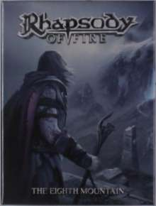 Rhapsody Of Fire  (ex-Rhapsody): The Eighth Mountain (Limited-Edition + Shirt Gr. M), CD