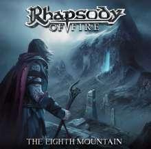 Rhapsody Of Fire  (ex-Rhapsody): The Eighth Mountain, CD