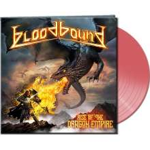 Bloodbound: Rise Of The Dragon Empire (Limited-Edition) (Clear Orange Vinyl), LP